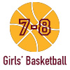 Girls' 7th - 8th grade basketball